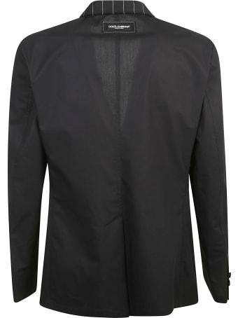 Dolce & Gabbana Stripe Detail Blazer