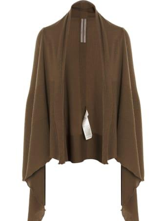 Rick Owens 'medium Wrap' Sweater