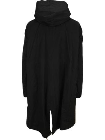 Rick Owens Oversized Pocket Hooded Parka