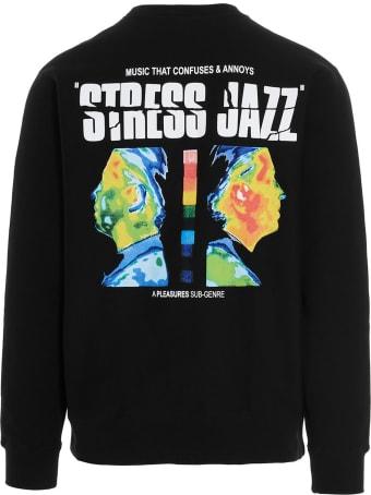 Pleasures 'stress Jazz Premium' Sweatshirt