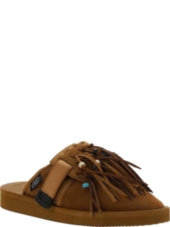 Alanui Zavo Fringed Sandals