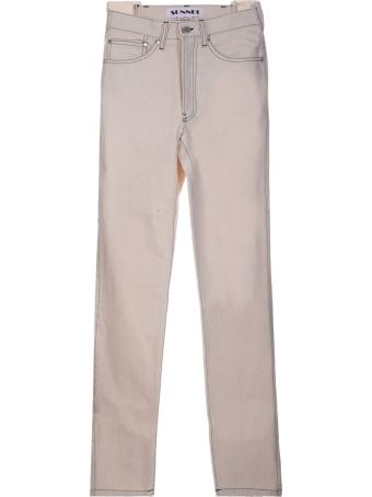Sunnei Classic Pants W/band