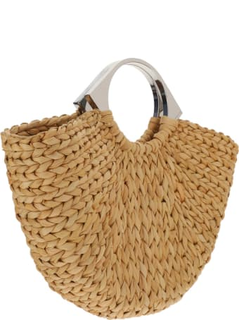 Paco Rabanne Op Art Bucket Bag