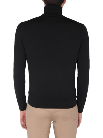 Tom Ford Tall Neck Wool Sweater