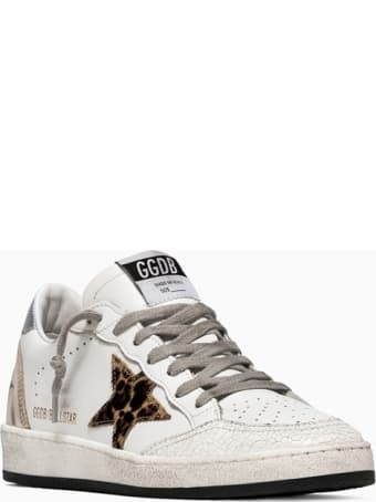 Golden Goose Deluxe Brand Ball Star Sneakers Gwf00117 F001901