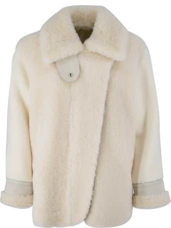 Liven Alpaca Coat