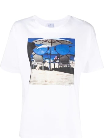 PS by Paul Smith Printed T-shirt