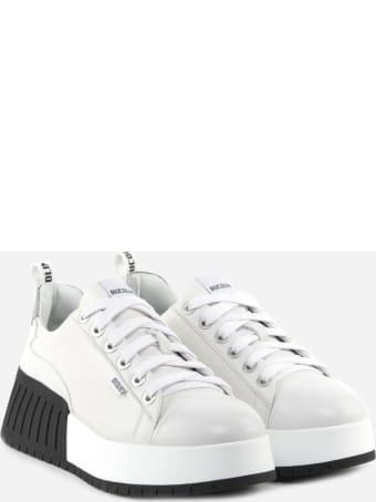 Ruco Line R-dj 393 White Leather Sneakers