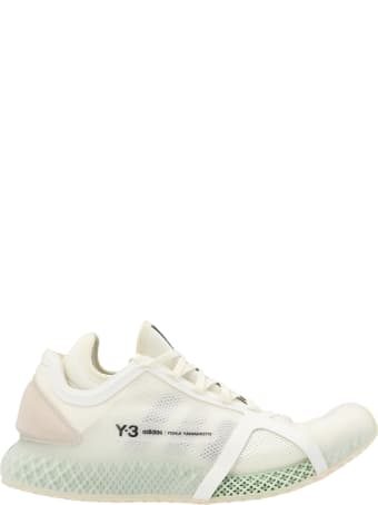 Y-3 'runner 4d Low' Shoes
