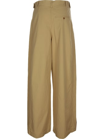 Lemaire Large Military Pant