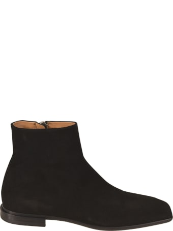 Paciotti 4US Classic Side Zipped Ankle Boots