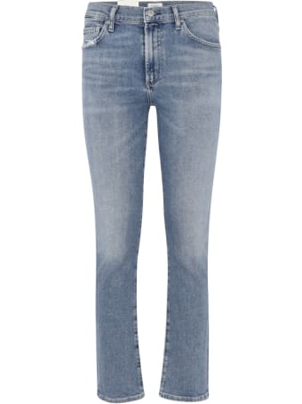 Citizens of Humanity Skyla Mid Rise Jeans