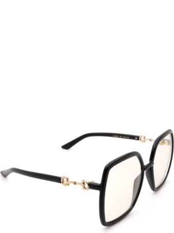 Gucci Gucci Gg0890s Black Sunglasses