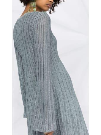 M Missoni Lamã© Dress With Wide Neckline