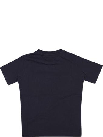 C.P. Company Undersixteen Logo Print T-shirt