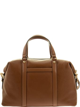 Michael Kors Beck- Medium Leather Handbag