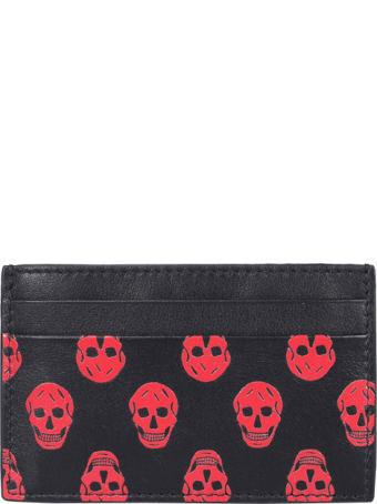 Alexander McQueen Skull Cards Holder