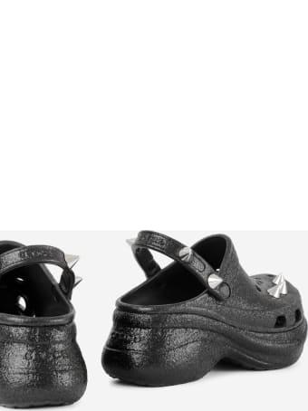 Crocs Classic Bae Gilt Stud Clog Flats