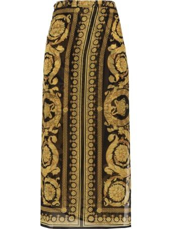 Versace 'barocco' Pareo