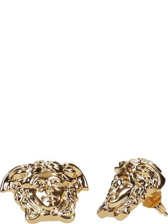 Versace Jewelry In Gold Metal Alloy