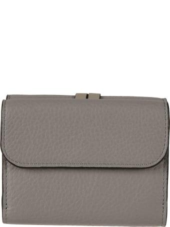 Chloé Tri-fold Buttoned Wallet