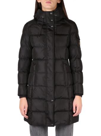 Refrigiwear Lady Long Hunter Down Jacket In Technical Fabric