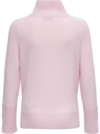 Antonelli Pink Wool Blend Sweater