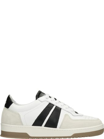 National Standard Edition 6 Sneakers In White Leather