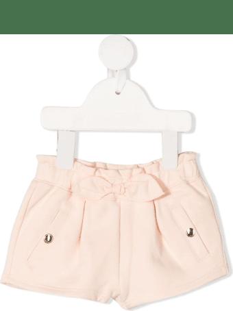 Chloé Bow Detail Shorts