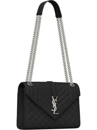 Saint Laurent Bag In Leather