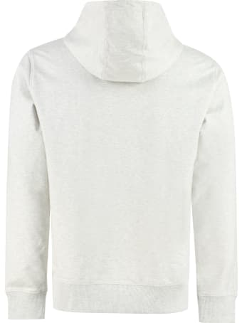 Tommy Jeans Logo Cotton Hoodie