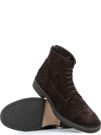 Pantanetti Lace-up Boot 14976a