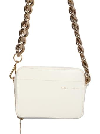 Kara Leather Bag With Shoulder Strap