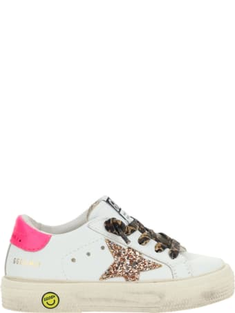 Golden Goose May Sneakers For Girl