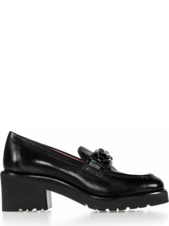 Pas de Rouge Flat Shoes