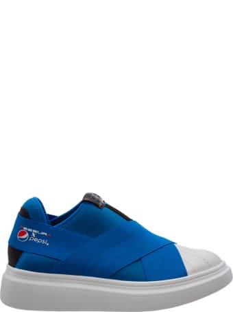 Fessura X Pepsi Edge Slip-on Shoes