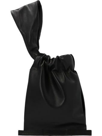 Jil Sander 'drawstring Flat' Bag