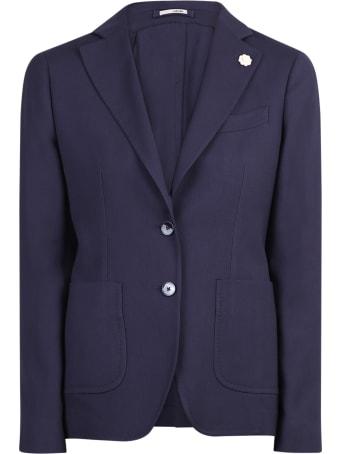 Lardini Viscose Jacket