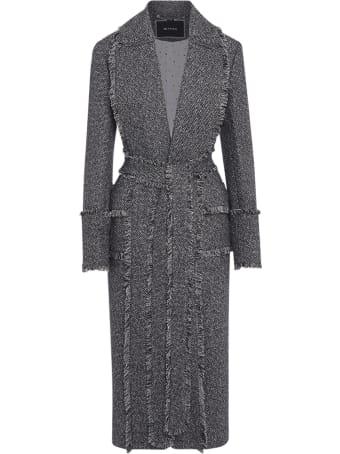 Kiton Coat Virgin Wool