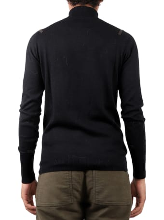 The Inoue Brothers Black Sweater
