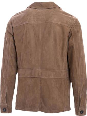 La Martina La Martina Leather Jacket