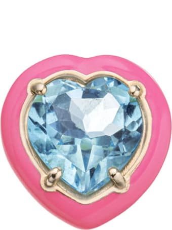 Bea Bongiasca Candy Heart Earring