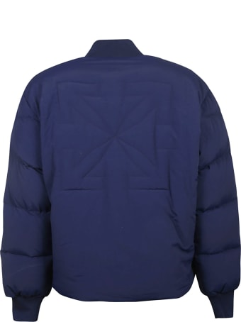 Off-White Arrow Padded Jacket