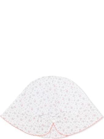 Tartine et Chocolat Floral Cotton Trousseau Hat