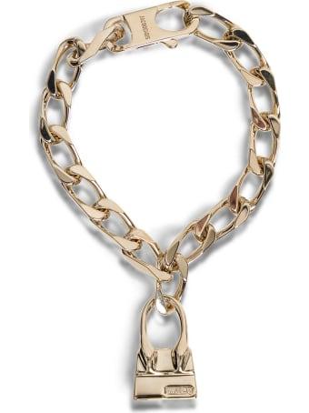 Jacquemus Le Bracele Chiquito Brass Bracelet