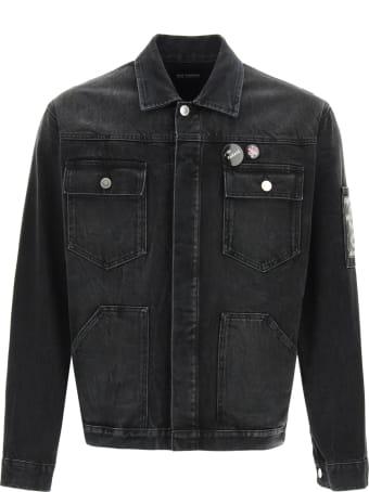 Raf Simons Denim Jacket With Patch