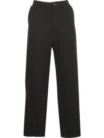 Y's O Waist String Thin Pants