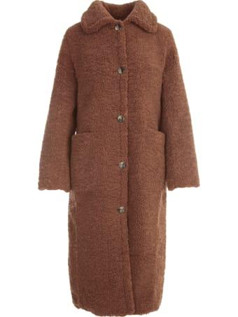 Betta Corradi Coat W/martingala