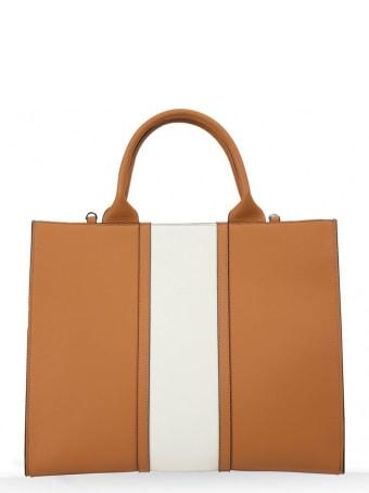 Hags Tan Leather Lola Bag