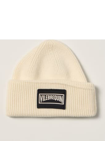 Vilebrequin Hat Vilebrequin Beanie Hat With Logo
